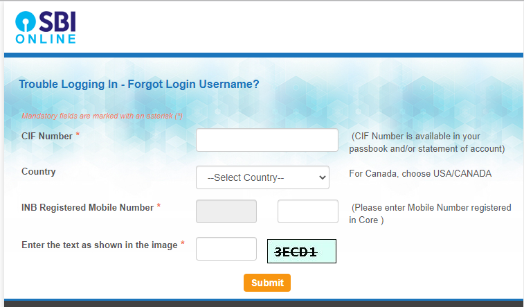 State Bank of India Internet Banking