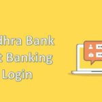 Andhra Bank Net Banking Login and Registration Online