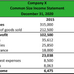 Income Statement Definition, Example, Format and Samples