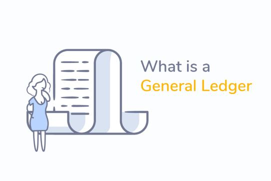 General Ledger Definition, Templates and Examples