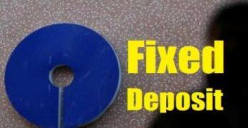 SBI Fixed Deposits