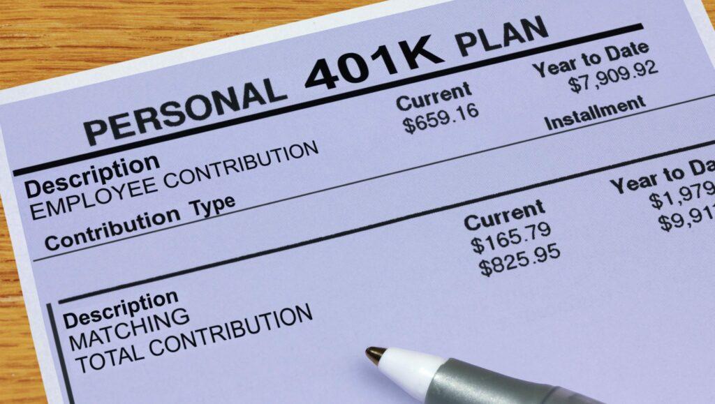 401-k-Plan