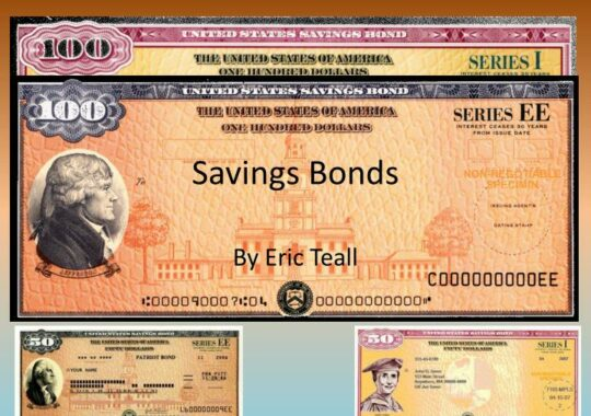 7 Key Facts About Savings Bonds