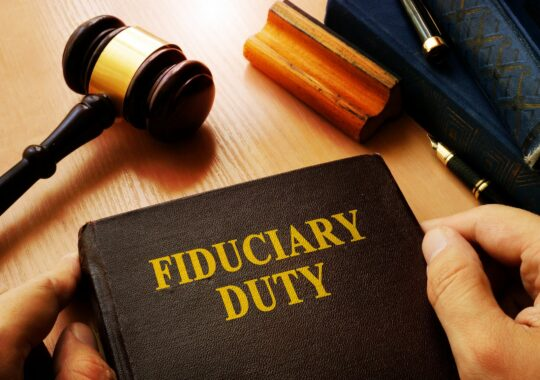 The Impact Of A Fiduciary In An Estate