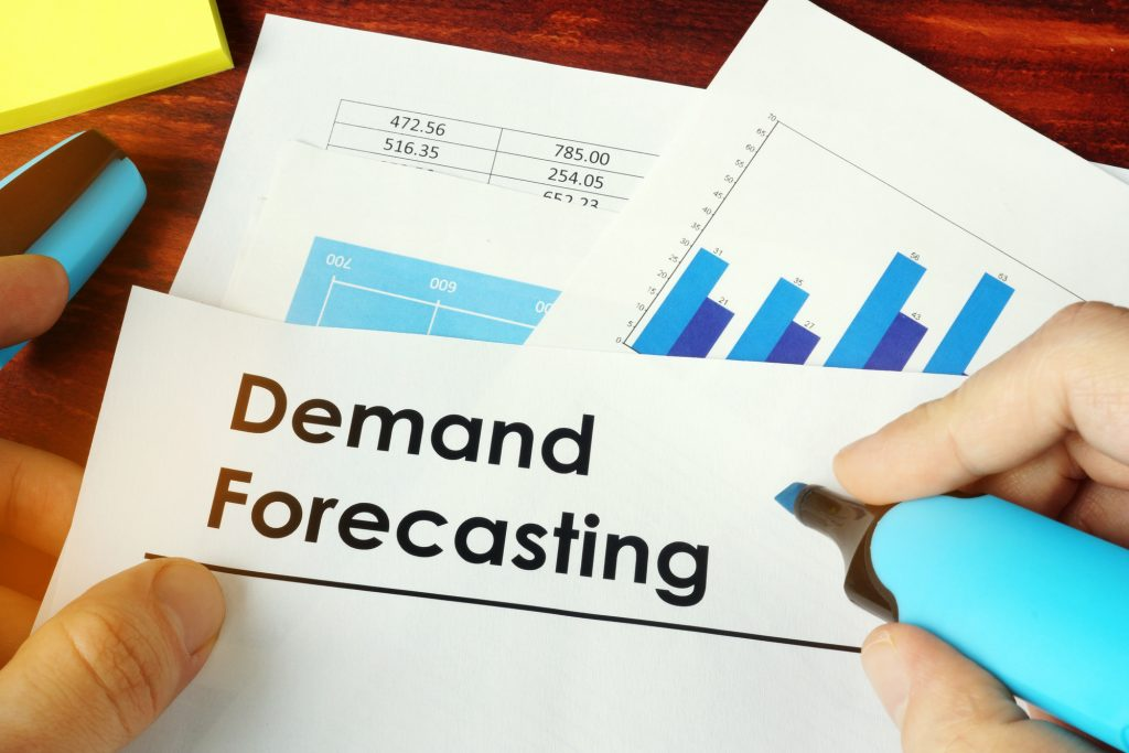 Old Demand Forecasting on Sales Alone Doesn't Work Anymore