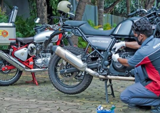 5 Servicing Tips for Your Two-Wheeler