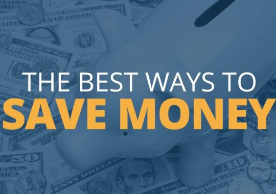 Ways to Save Money around the House