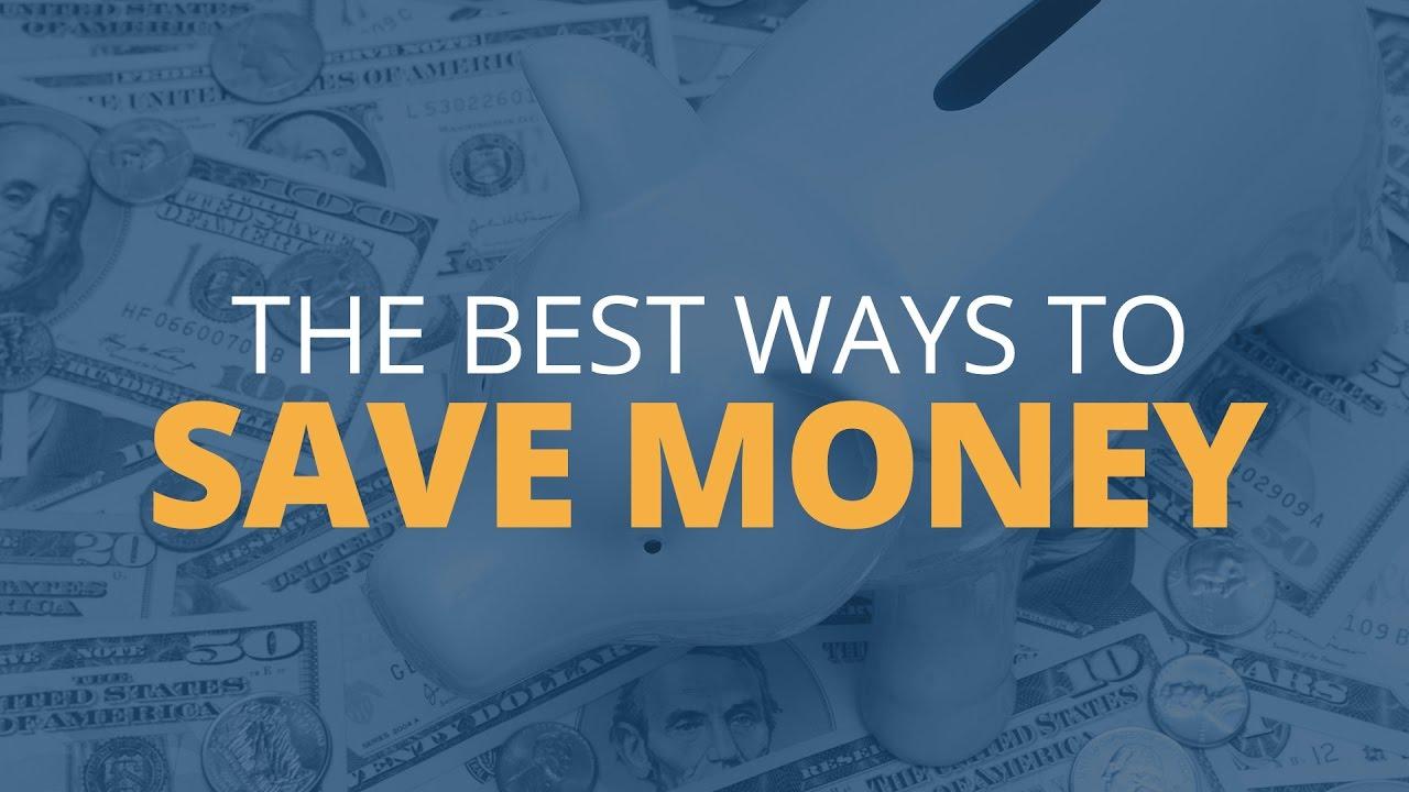 Ways to Save Money around the House