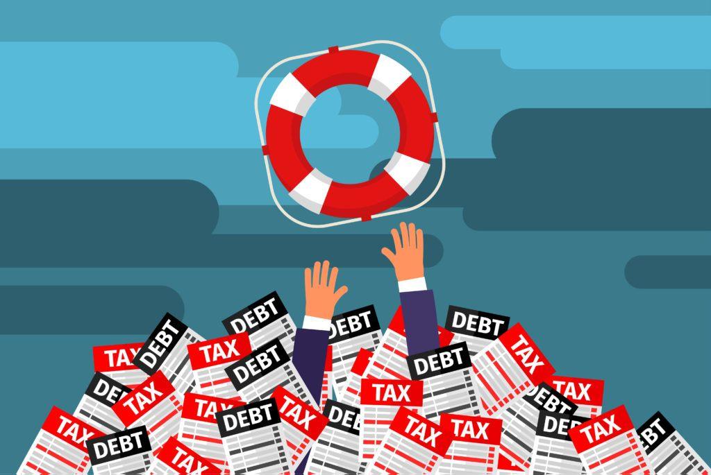 Major Debt Relief Options To Cushion Debt
